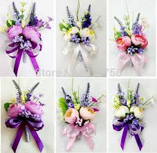 silk corsages 28 designs for choose free shipping bridegroom wedding silk
