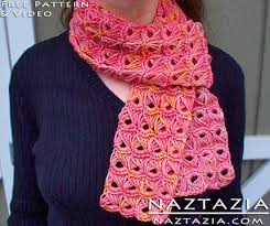 broomstick lace broomstick lace crochet stitch scarf by donna wolfe from naztazia
