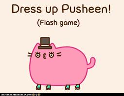 Pusheen The Cat Meme - dress up pusheen a flash game i can has cheezburger funny
