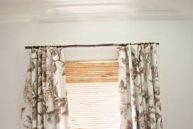 French Pole Curtain Rod by Bamboo Curtain Rods The Gardener U0027s Cottage