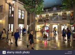 kidzania educational theme park where play at being adults