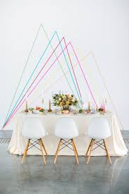 cheap cute wedding decoration ideas washi tape wall tape wall