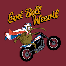 Motorcycle Halloween Costume Evel Boll Weevil Chris Piascik