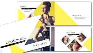 affordable fashion lookbook design templates