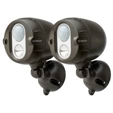 mr beams mbn352 networked led wireless motion sensing spotlight