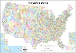 Where To Buy Maps Buy Ohio Zip Code Map With Counties Prepossessing Map Of Ohio Zip