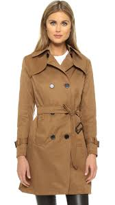 sincerely jules camille trench coat shopbop