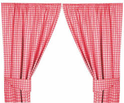 Daisy Kitchen Curtains by Blue Gingham Kitchen Curtains Best Curtain 2017