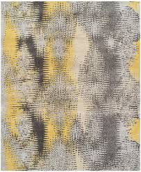 Yellow And Gray Rugs Kenneth Mink Rugs Vienna Creative Rugs Decoration