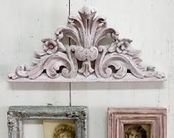 Carved Wood Headboard Carved Headboard Etsy