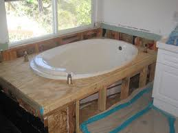 how to install a bath tub installation repairs u0026 tips