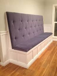 dining room bench seating with backs built in banquette condo pinterest bench kitchens and