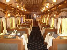 have a royal ride on the famous luxury train of india u2013 deccan