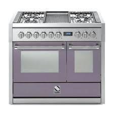 gaz electrique cuisine piano cuisine gaz piano de cuisson steel genesi 100 electrique gaz