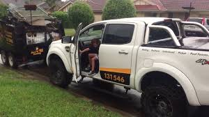 ford electric truck jim u0027s ford ranger happy customer u0026 kids thrilled with electric