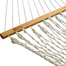 large white polyester hammock hatteras hammocks sku p 13