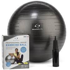 amazon co uk swiss balls sports u0026 outdoors