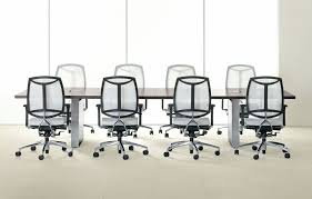 Teknion Conference Table Enclosed Meeting Rooms Ispace Environments