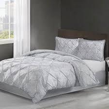 White Gray Comforter Bedroom The Elegant Gray Comforter Sets Full Attractive Clubnoma