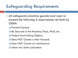 Bench Grinder Guard Requirements Machine Guarding