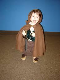 Hobbit Halloween Costume Toddler Diy Frodo Lord Rings Bilbo Baggins Hobbit