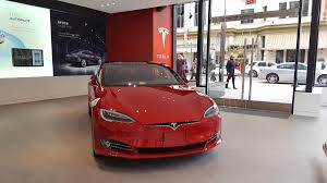 tesla dealership first look citycenterdc u0027s tesla dealership opening any day now