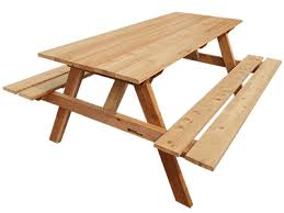 picnic table rentals table rentals custom event rentals cedar decor table bench