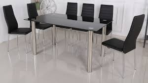 dining room furniture suites chairs and tables bar stools new sofia glass top dining table