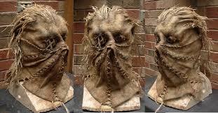 Scarecrow Batman Halloween Costume Burlap Scarecrow Masks