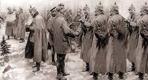 the christmas truce 1914 in reverie