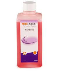 hibiscrub antimicrobial skin cleanser 500ml firstaidfast co uk