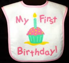 birthday bib birthday bibs