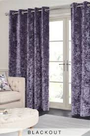 Teal Eyelet Blackout Curtains Curtains And Blinds Purple Next Usa