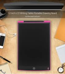 paper writing tablet hsd1200 lcd writing tablet 12 inch 25 54 online shopping hsd1200 lcd writing tablet drawing board with one click removal