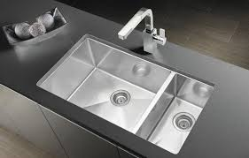 Stainless Kitchen Sink by Blanco Steelart Handcrafted Stainless Steel Sinks Blanco