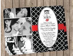 Black And White Wedding Invitations Red Black And White Wedding Invitations Reduxsquad Com