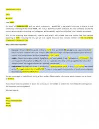 sample letter for charity event invite sample letters for an event sample invitation card sample event invitations cognos controller cover letter
