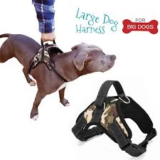 guide dog harness amazon com dog harness large adjustable harness with handle