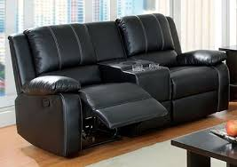 Two Seater Recliner Chairs Buy Furniture Of America Cm6826 Lv Gaffey Love Seat With 2
