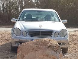 mercedes benz e200 2005 sedan 2 0l petrol automatic for sale