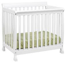 Safety First Heavenly Dreams White Crib Mattress by Mini Baby Cribs
