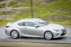 lexus is300h autoweek lexus rc 300h luxury line 2016 autotests autoweek nl