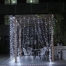 wedding backdrop uk cool white led curtain fairy light party wedding backdrop table
