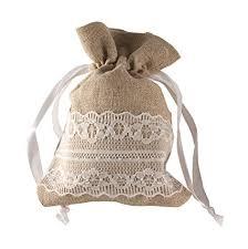 burlap drawstring bags burlap lace drawstring bag 25pack 3 5 x4 5