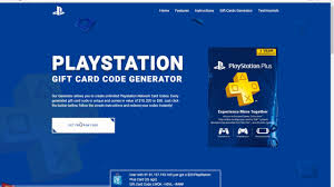 playstation gift card 10 playstation gift card code generator landing page template