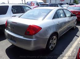 2008 used pontiac g6 4dr sedan at woodbridge public auto auction