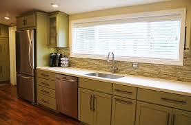 kitchen holiday kitchen seattle shaker cabinets corian
