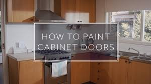 where can i get kitchen cabinet doors painted dulux renovation range how to paint cabinet doors