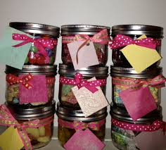 jar baby shower ideas need a baby shower favor idea this is happy hour