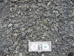 blain stumpf rock sand and gravel road base road rock